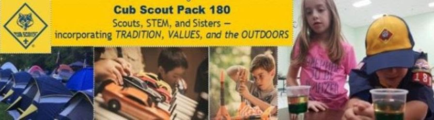 Cub Scouts, STEM, and Sisters